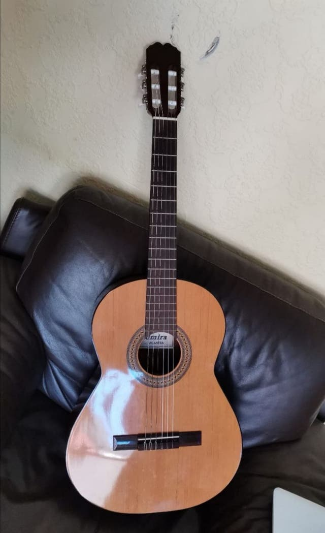 Spanish Guitar!