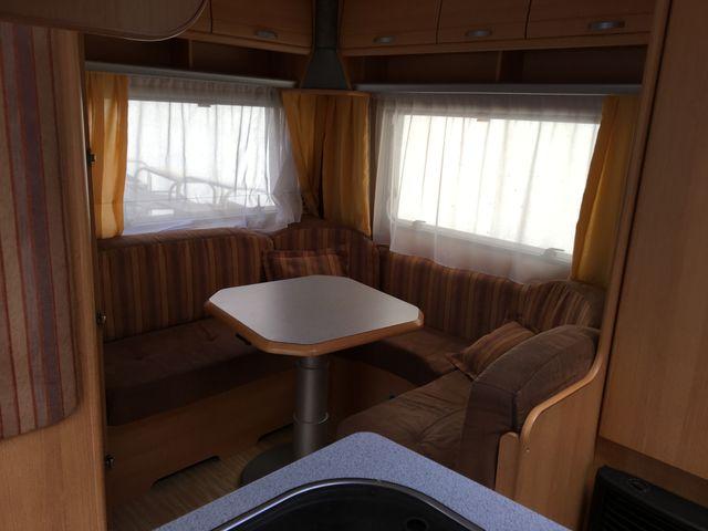 CARAVANA TEC TOUR 400 DB CON GARANTIA