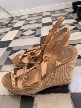 Zapatos 8cm de tacón