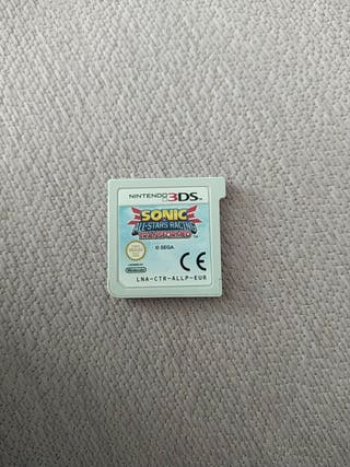 Juego Nintendo 3ds xl