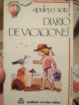 Diario de vacaciones