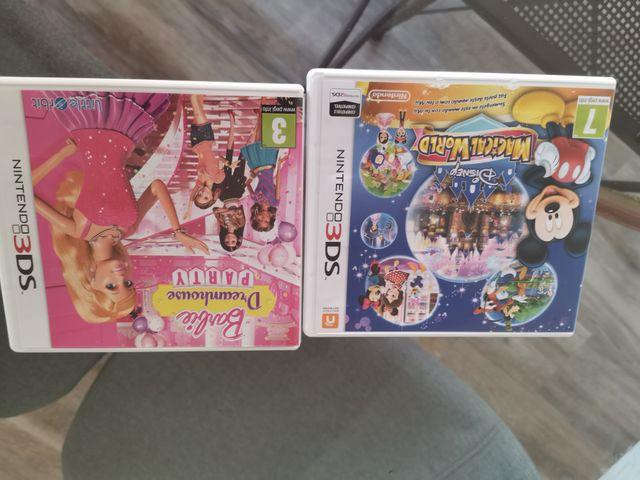 videojuegos para Nintendo 2ds y 3ds