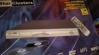 reproductor DVD DivX MP3 etc...