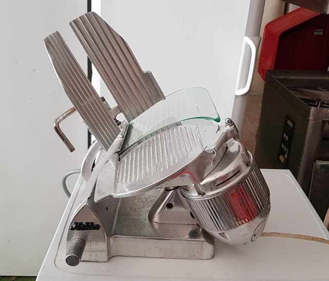cortadora de fiambre MOBBA
