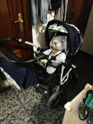 Carro bebe 2en1