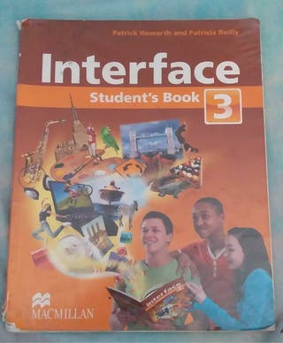Libro Inglés Interface 3º ESO
