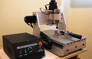 Fresadora CNC 30x20