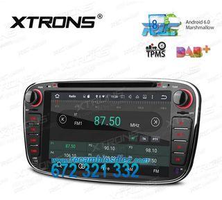 """RADIO 7"""" GPS PANTALLA TÁCTIL FORD"""