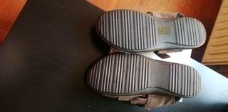 Sandalias de calle