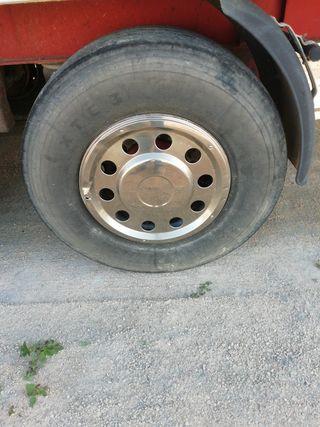 tapacubos para camion