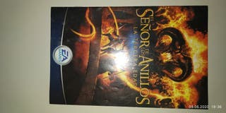 manual de instrucciones del señor de los anillos