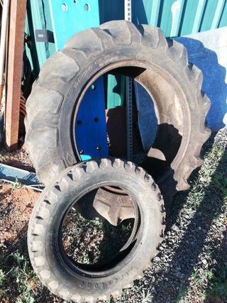 Ruedas de tractor agrícola