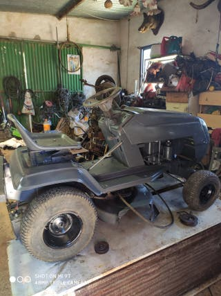 se vende tractor cortacesped mtd 661559116 tlf