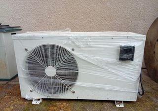 Bomba de calor nuevas con instalaciones