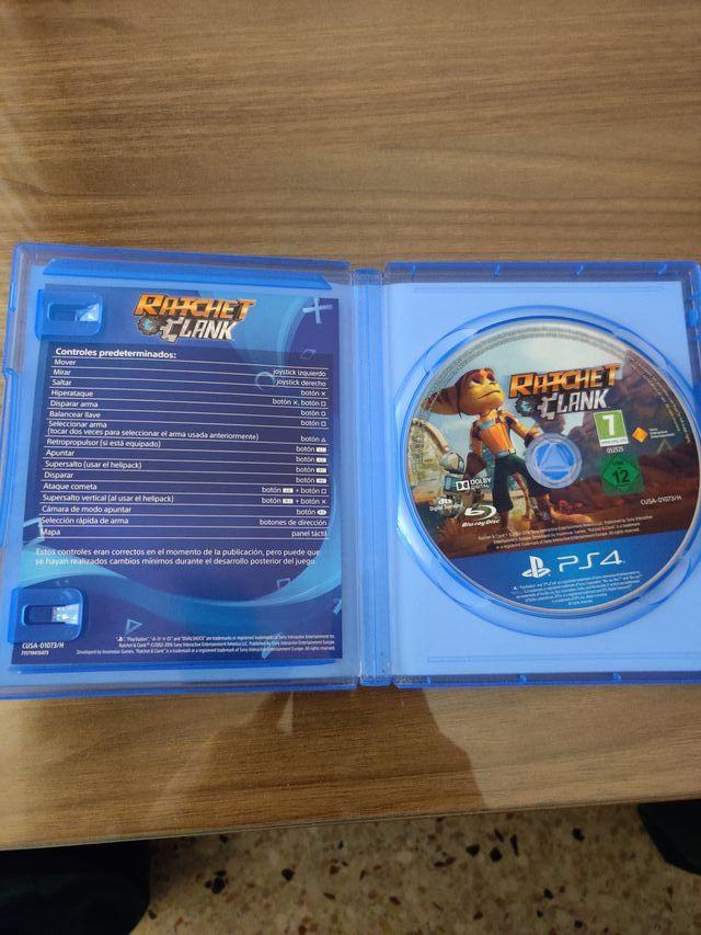 Rachet & Clark - PS4