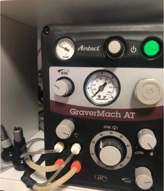 GraverMach AT herramienta de joyería