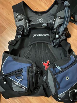 Jacket Axion I3 aqualung