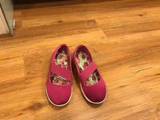 Zapatillas Crocs rosa fucsia
