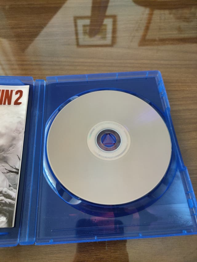 The Evil Whitin 2 - PS4