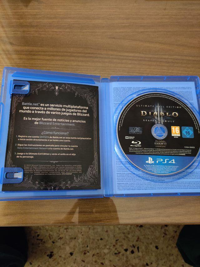 Diablo Reaper of Souls (U. Evil Edition) - PS4