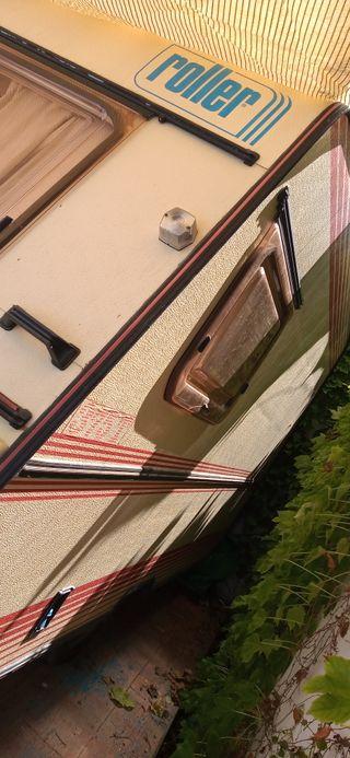 caravana roller modelo aloha