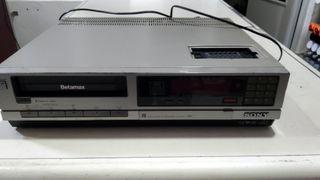 Reproductor Betamax Sony SL-C30E