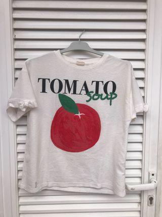 Camiseta Tomato Zara