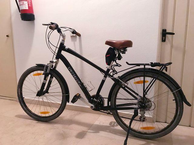 Bicicleta Specialized Cómoda