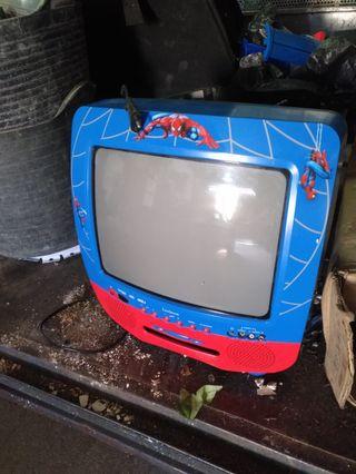 tele spiderman