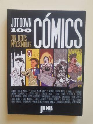 Libro Jot Down especial comics