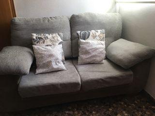 Sofá de dos plazas, diseño italiano