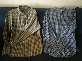 set de dos camisas