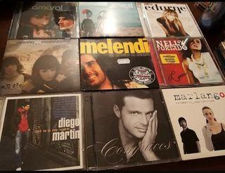 9 cds