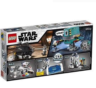 Lego Lego Star Wars boost droid commander 3 in 1