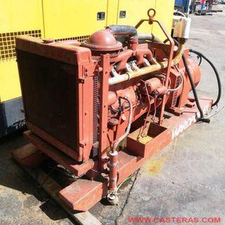 Generador eléctrico Stamford 50KVA, 220V Trifasico