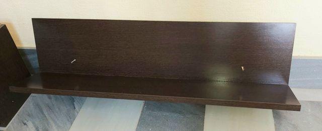 Mueble botellero y balda 2.40cm y 39 cm de alto
