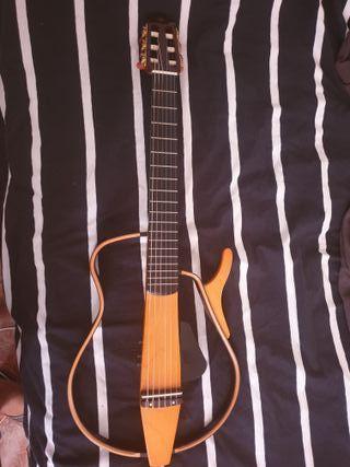 yamaha silent guitarra