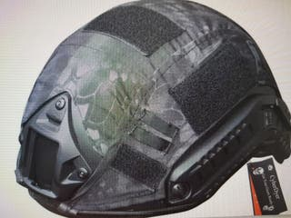 funda para casco fast helmet pj airsoft