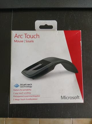 Mouse Raton Arc Touch