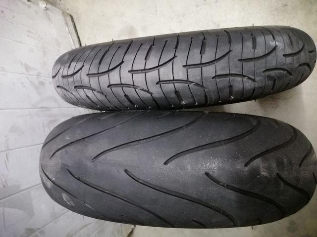 ruedas originales radiadas bmw r1200r. r1200s. nin