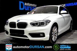 BMW 116 SENSORES PARKING LLANTAS MODOS CONDUCCIÓN