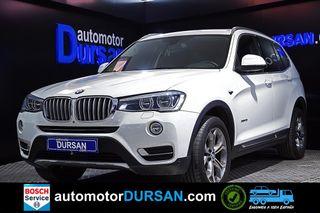 BMW X3 XENON AUTO LLANTAS 18 CUERO SENSORES