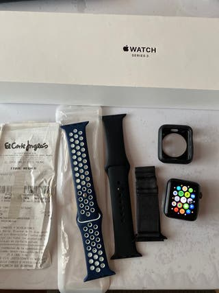 Apple watch 3 42mm negro