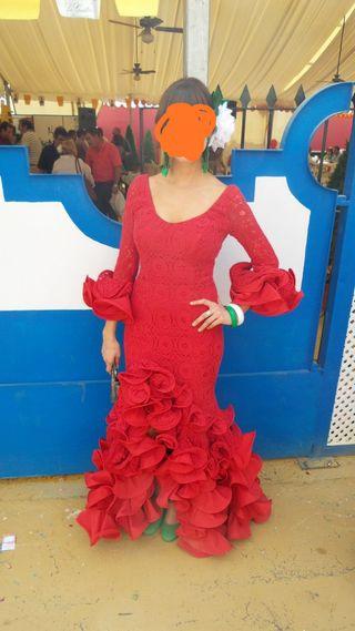 Vestido de flamenca Juani García