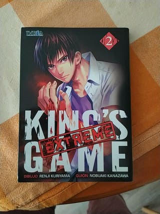 King's extreme game