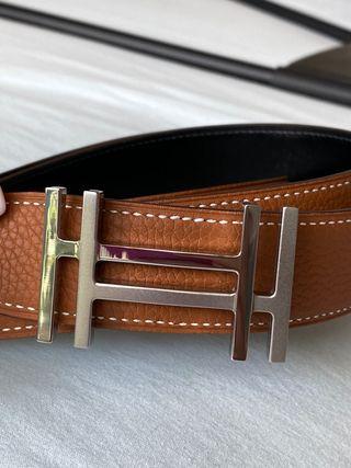 Cinturón Hermès Talla 85