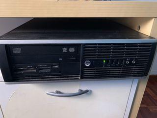 Ordenador sobremesa HP COMPAQ