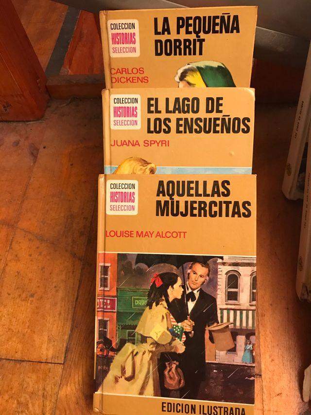 LIBROS DE MUJERCITAS