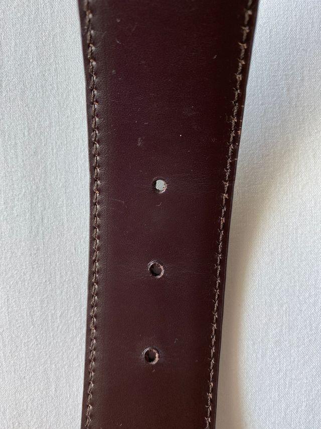 Cinturón interlock Gucci T80
