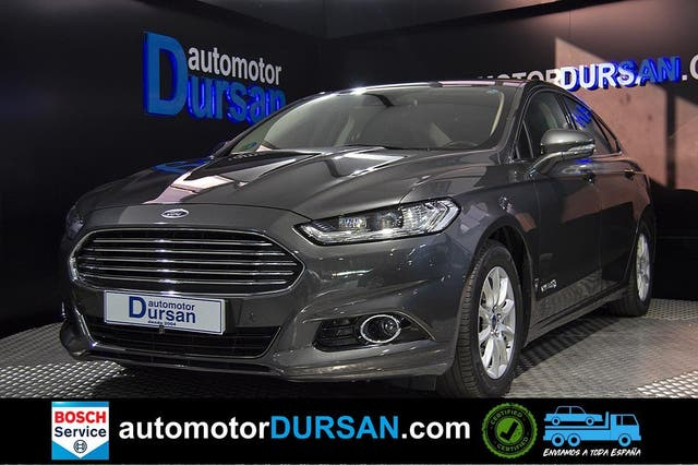 Ford Mondeo ACABADO TITANIUM NAVEGADOR ASIENTOS CALEFACTADOS